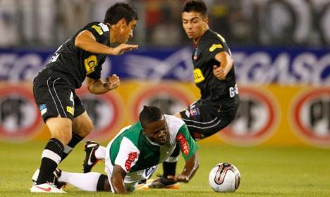 Cuarto partido de la pretemporada en Chile.