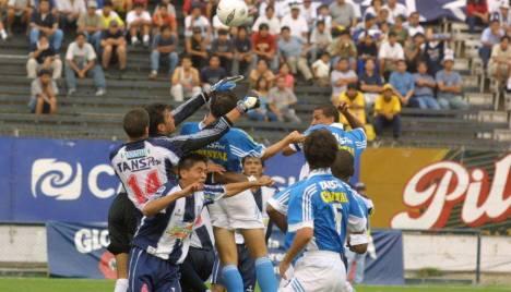 Alianza Lima goleó a Cristal.